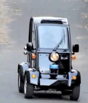 RoBoCar Electric Car Prototype