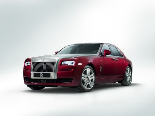 2015 Rolls-Royce Ghost Photo