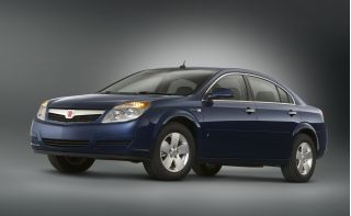 2009 Saturn Aura Photo