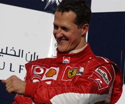 Schumacher: I want to develop Ferrari road cars