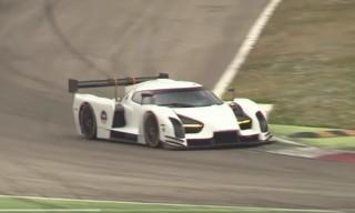 Glickenhaus' SCG003C mauls Monza