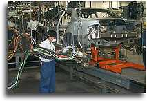 Shanghai GM plant