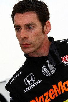 Simon Pagenaud - Photo courtesy INDYCAR