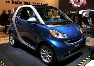 Small car smackdown 2009 smart fortwo vs 2009 honda fit for Cars like honda fit