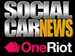 Social Car News and OneRiot