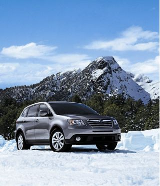 2009 Subaru Tribeca Photo