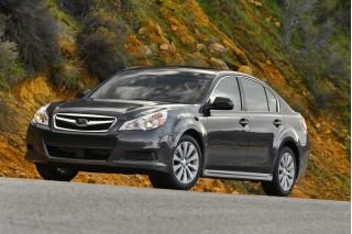 2010 Subaru Legacy Photo