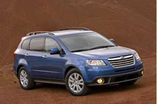 2010 Subaru Tribeca Photo