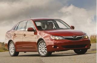 2010 Subaru Impreza Photo