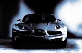 Subaru B9 concept