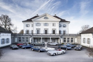 Vintage cars found in Swiss castle sell for millions