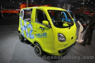 Tata Magic Iris Ziva (Photo by Indian Autos Blog)