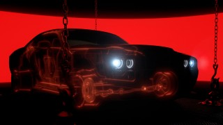 2018 Dodge Challenger SRT Demon is 200 lb lighter than a Hellcat