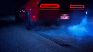 Dodge Demon comes with transbrake straight from the factory