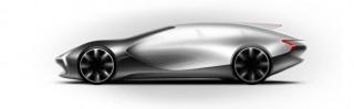 Teaser for Le Supercar debuting at 2016 Beijing Auto Show - Image via Letv