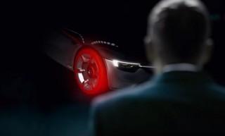 Teaser for Opel GT concept debuting at 2016 Geneva Motor Show