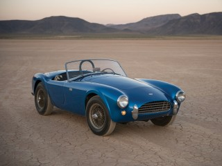 World's first Shelby Cobra headed to auction