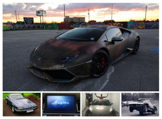 Rattle-can Lambo, drag Vette barn find, Audi hacks and more: This Week On The Forums