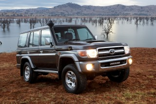 Toyota exec hints at end of production for Land Cruiser 70