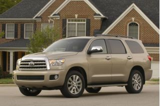 2009 Toyota Sequoia Photo
