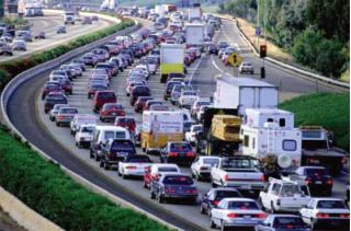 Study: Long Commutes Are Just As Stressful As Low Pay
