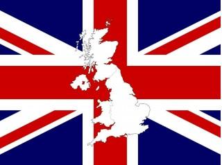 UK flag (aka the Union Jack)