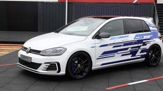 VW unveils 268-horsepower Golf GTE Performance concept at 2017 Wörthersee Tour