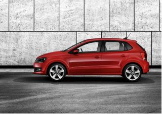 2011 Volkswagen Polo Photo