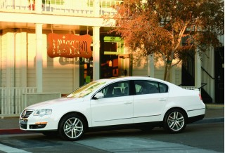 2009 Volkswagen Passat Sedan Photo