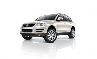 2010 Volkswagen Touareg Photo