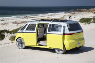 New VW bus is coming; cargo van, hatchback also due by 2022