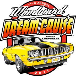 Woodward Dream Cruise logo