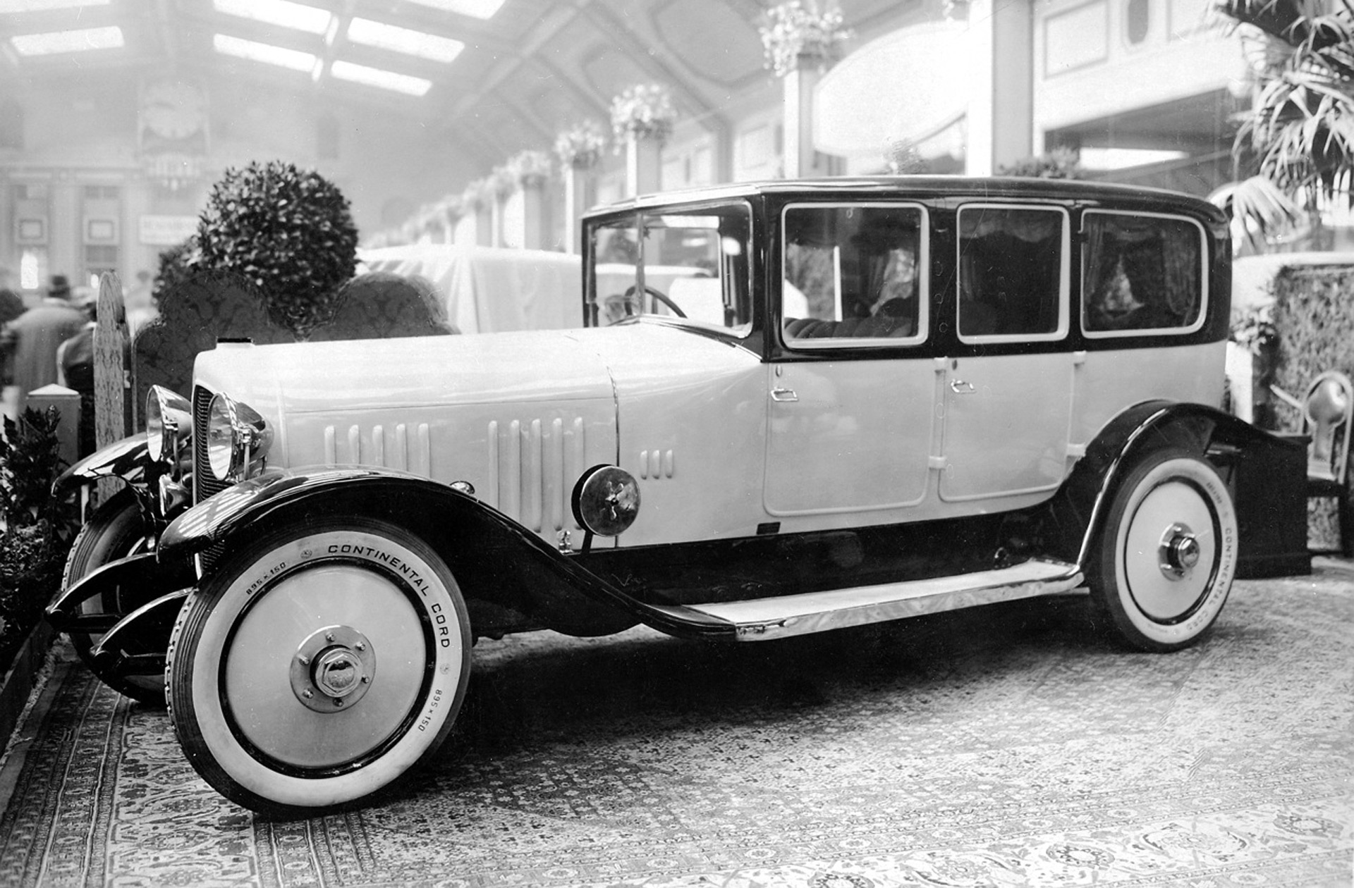 1921 Maybach 22/70 HP W3