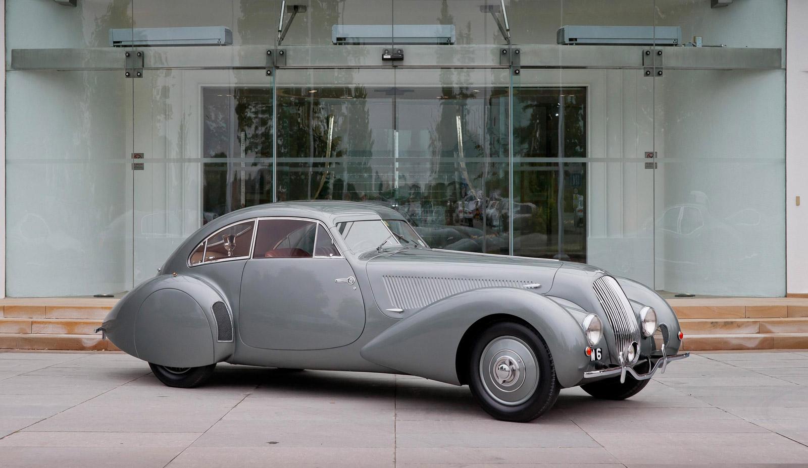 Rare Bentley Embiricos Special Heads To Crewe Factory