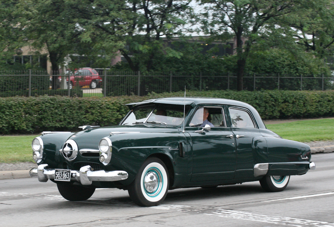 Studebaker May Be Rising From The Dead: Report