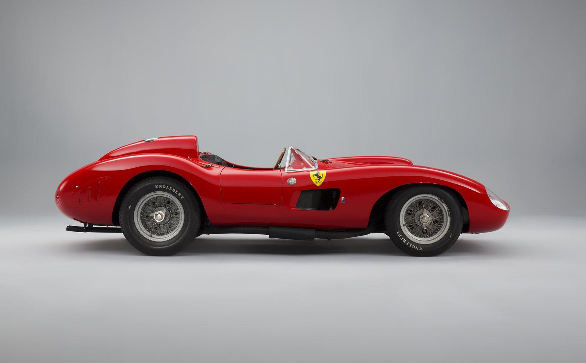1957 Ferrari 335 S Sells For $36M  The 2nd Highest Price For A Car At  Auction