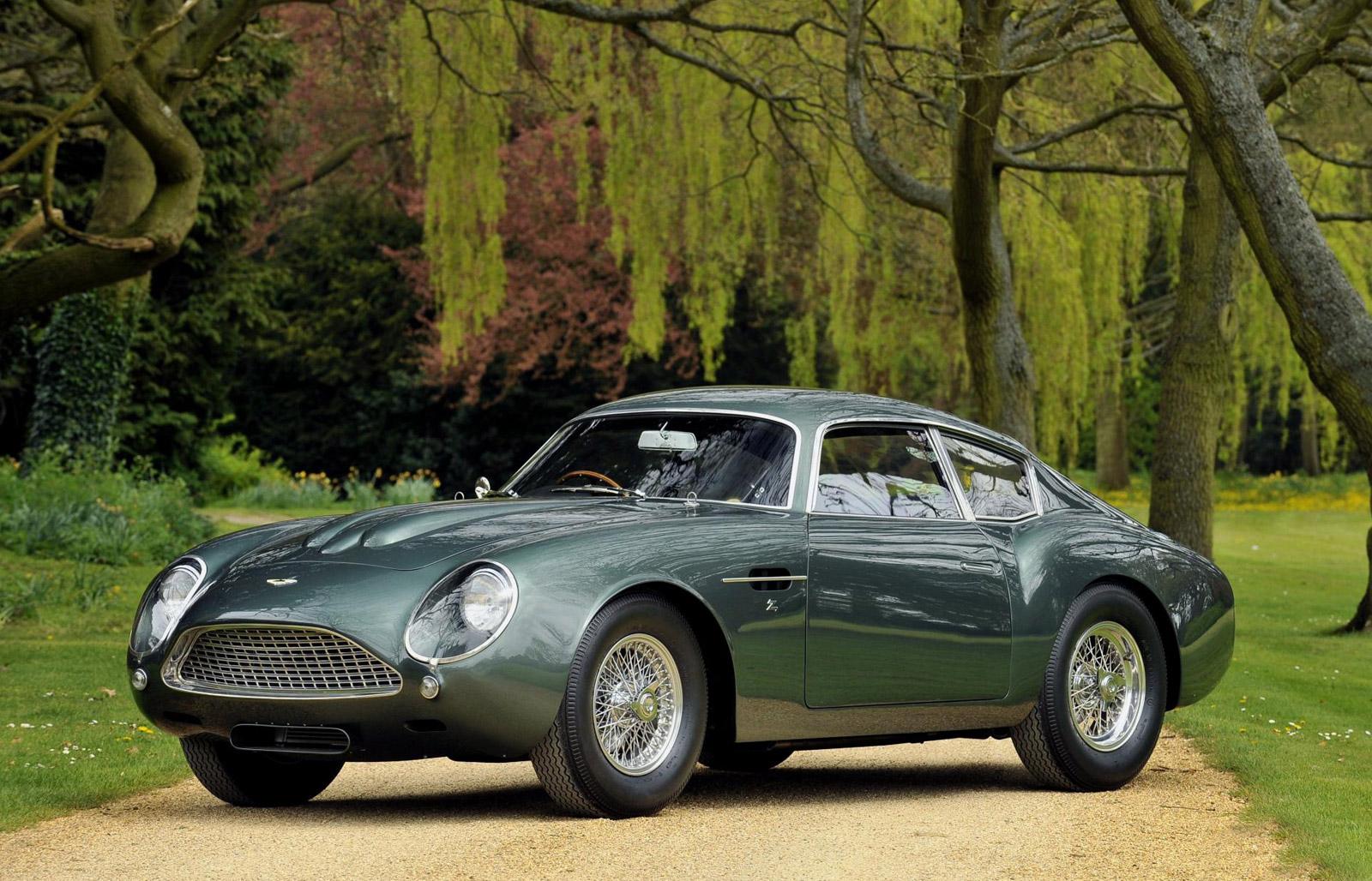 Rare Aston Martins Set To Go Under The Hammer