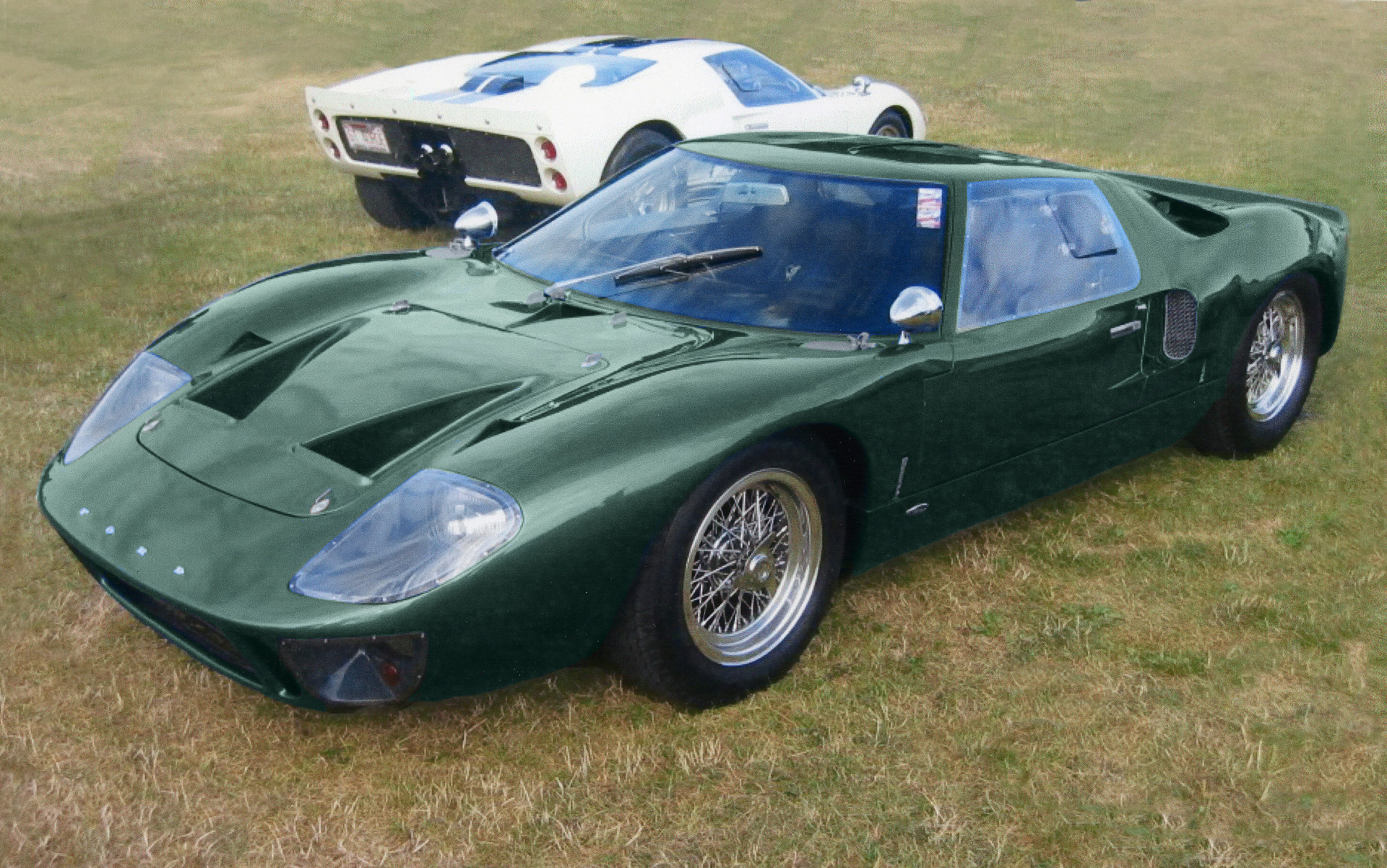 A Fully Restored Mk1 Ford Gt40 Headed To 2016 Atlanta