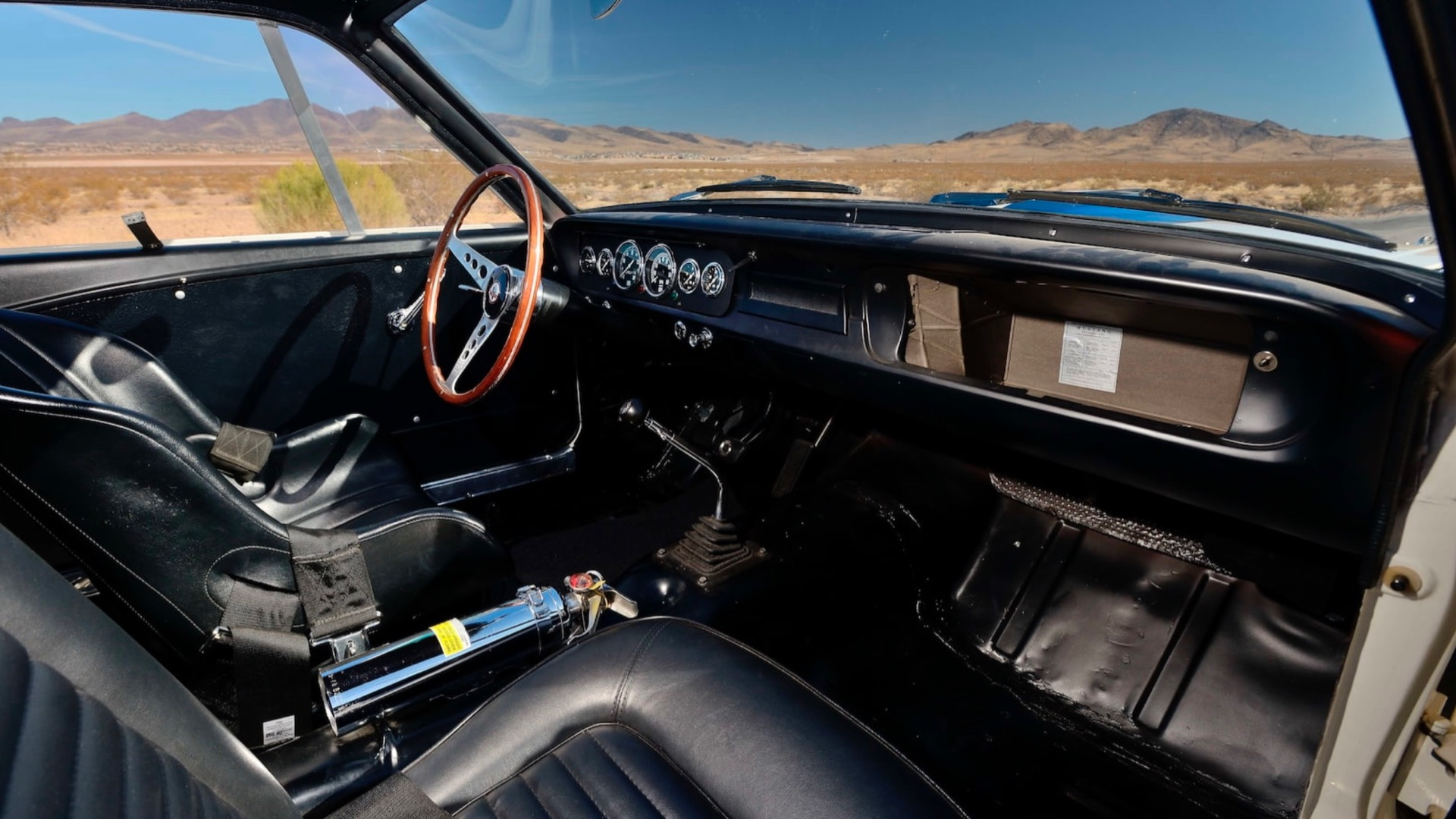 1965 Ford Mustang Shelby GT350R 5R213