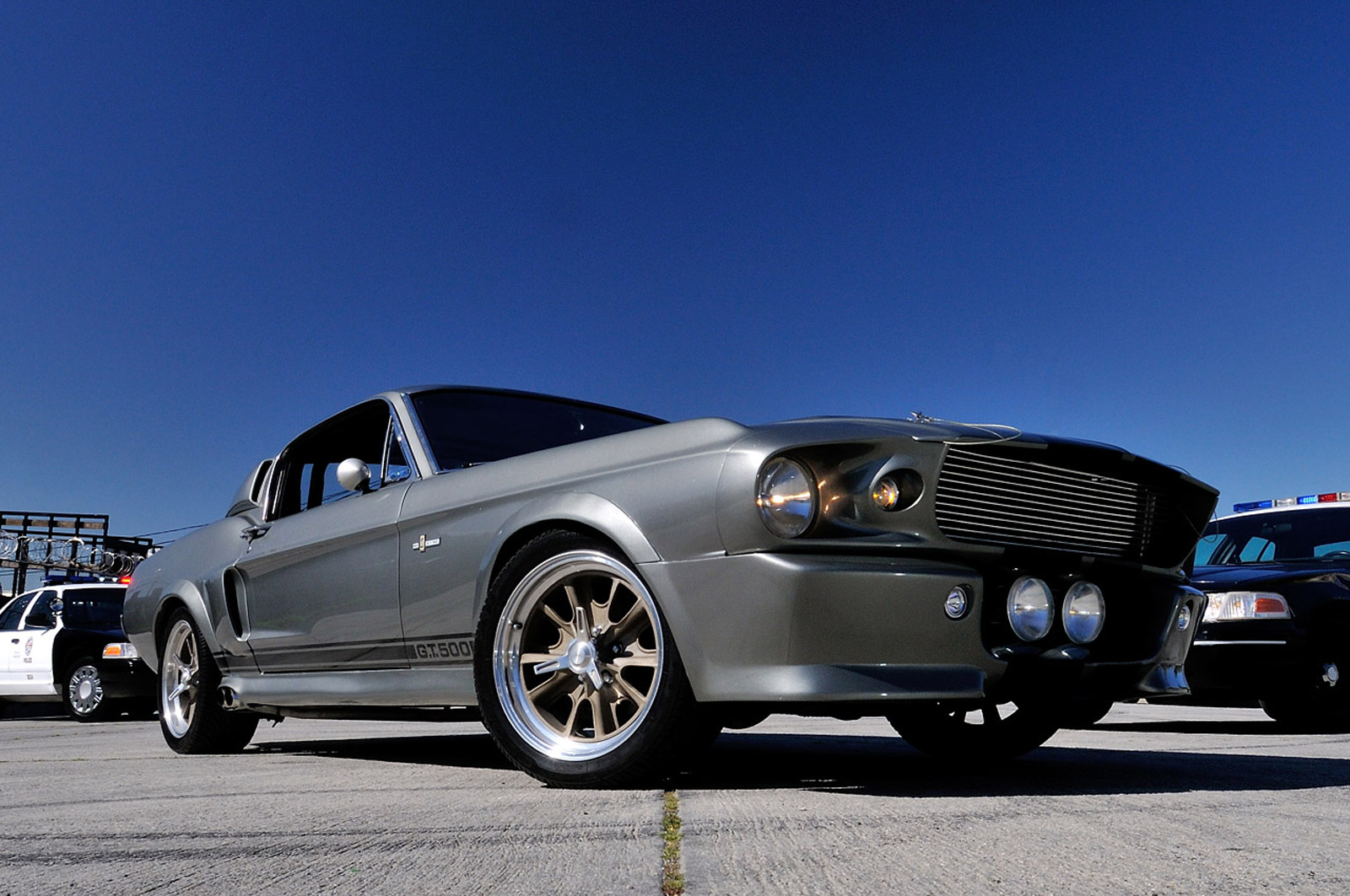 1967 Ford Mustang Eleanor From Gone In 60 Seconds Up For