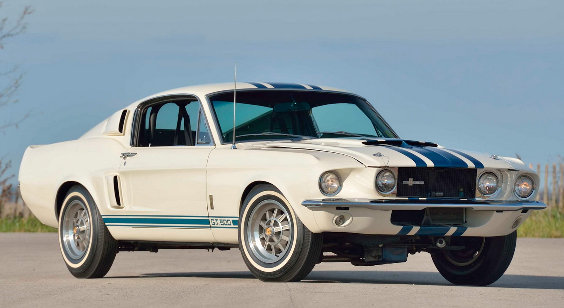 1967 shelby gt500 super snake sells for 2 2m making it worlds most expensive mustang