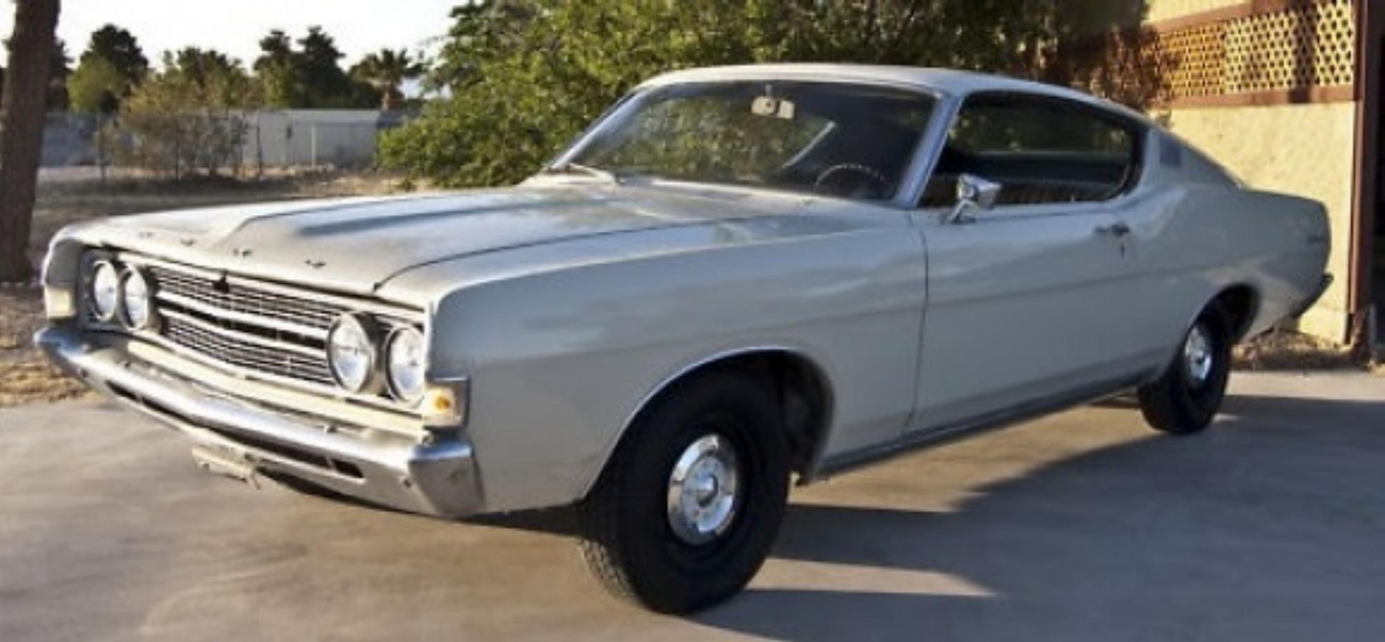 American Classic: 1968 Ford Fairlane 500 Fastback