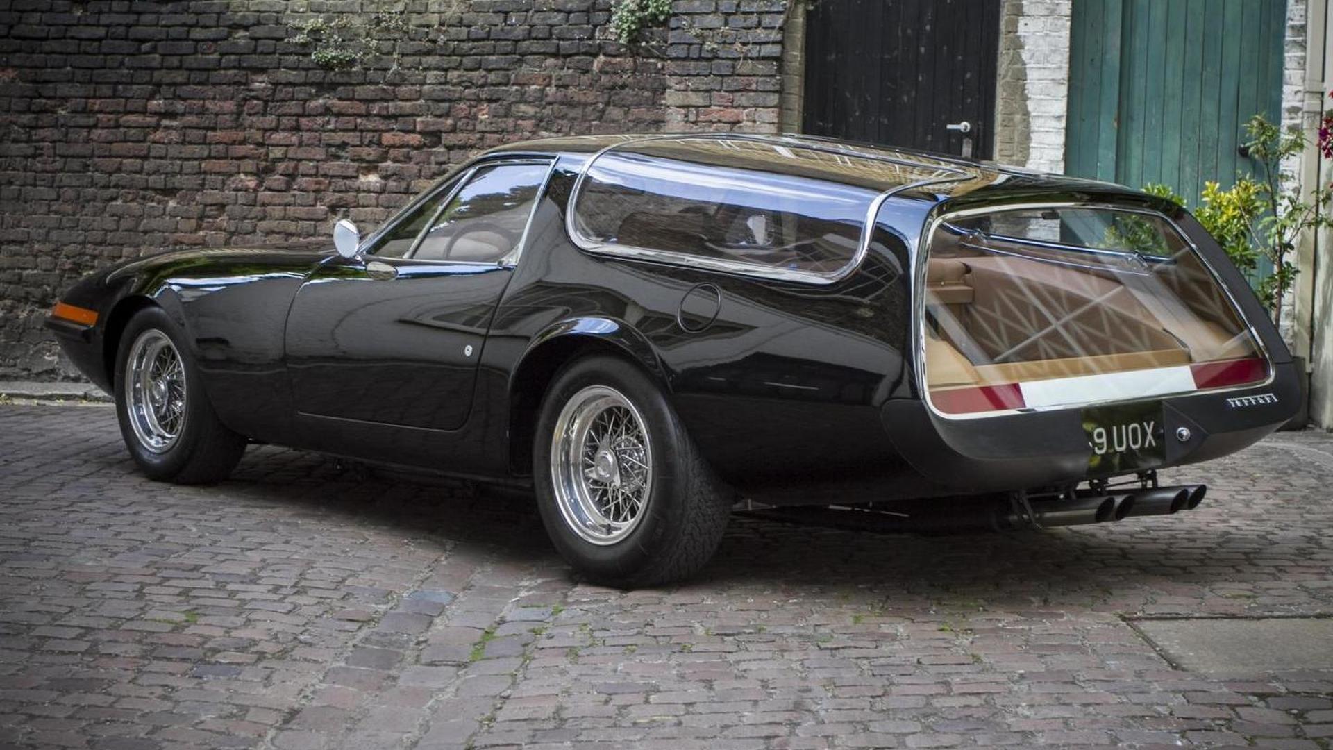 1972 Ferrari 365 GTB/4 Daytona Shooting Brake - Photo Credit: Gooding & Company