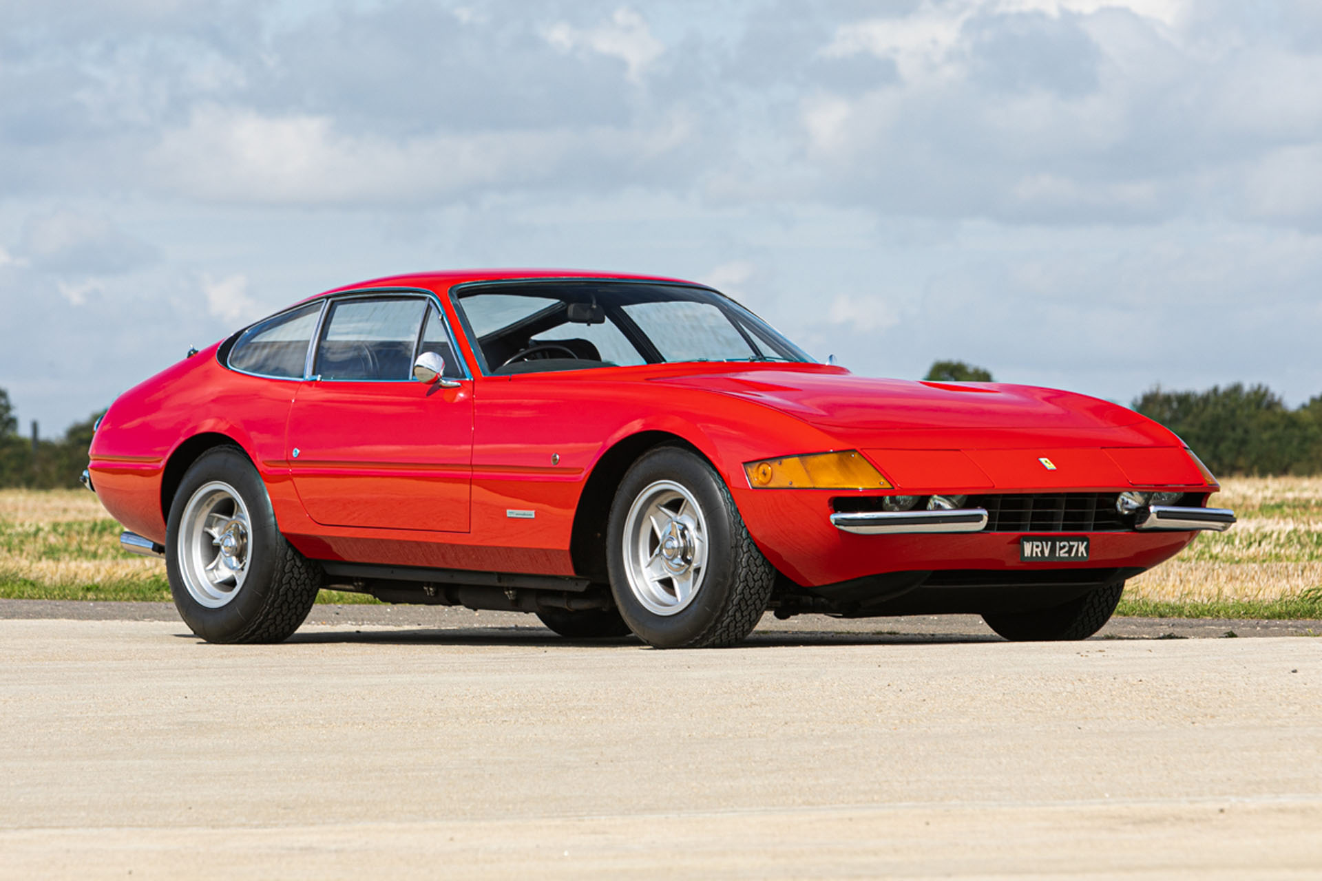 Sir Elton John S 1972 Ferrari 365 Gtb 4 Daytona Headed To Auction