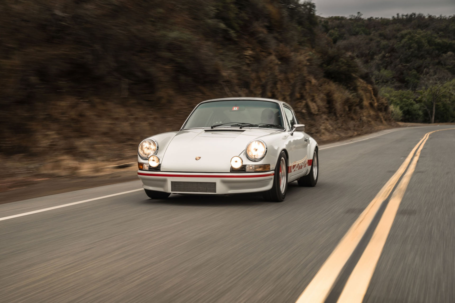 1973 Porsche 911 Carrera Rs Touring Tuned By Ruf For Sale