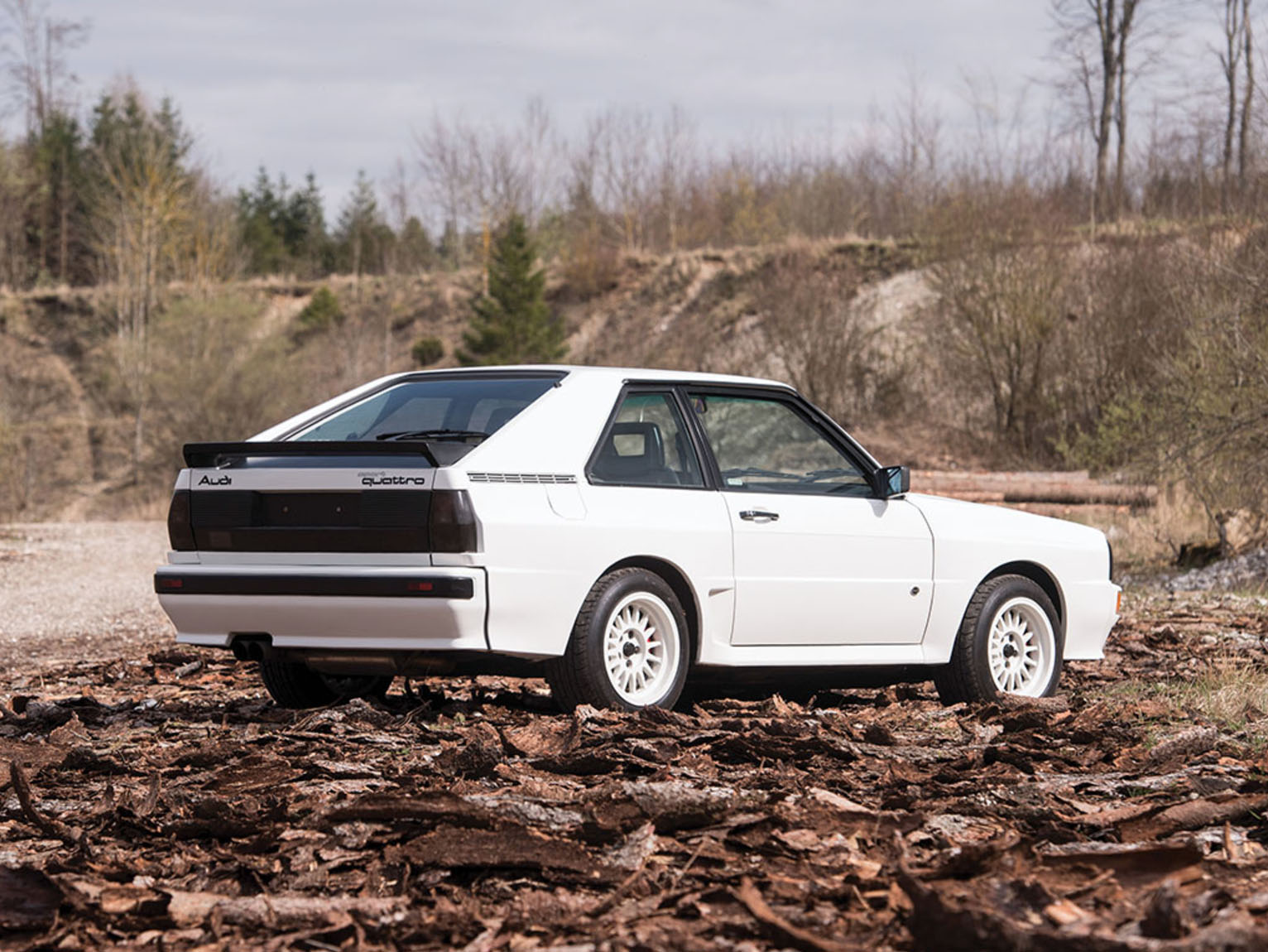 Heres Your Chance To Own A Audi Sport Quattro - Audi quattro