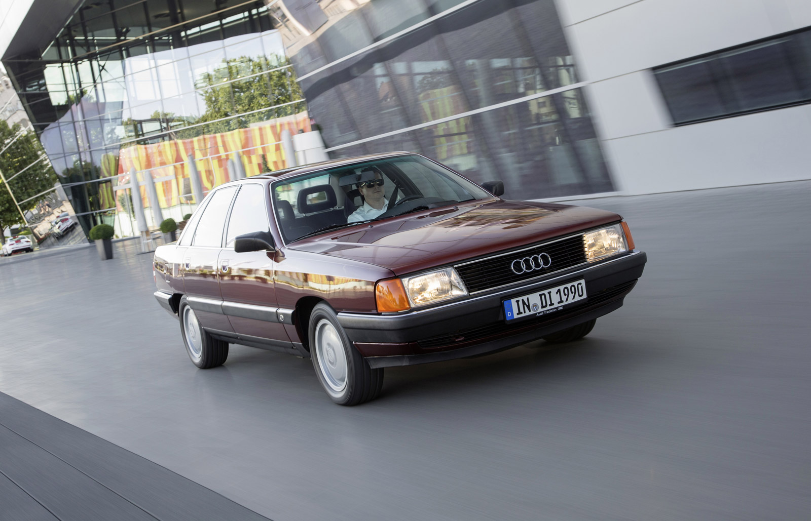 Audi Tdi Diesel Engines Honoring 25 Years Of Fuel Efficiency Lower Emissions