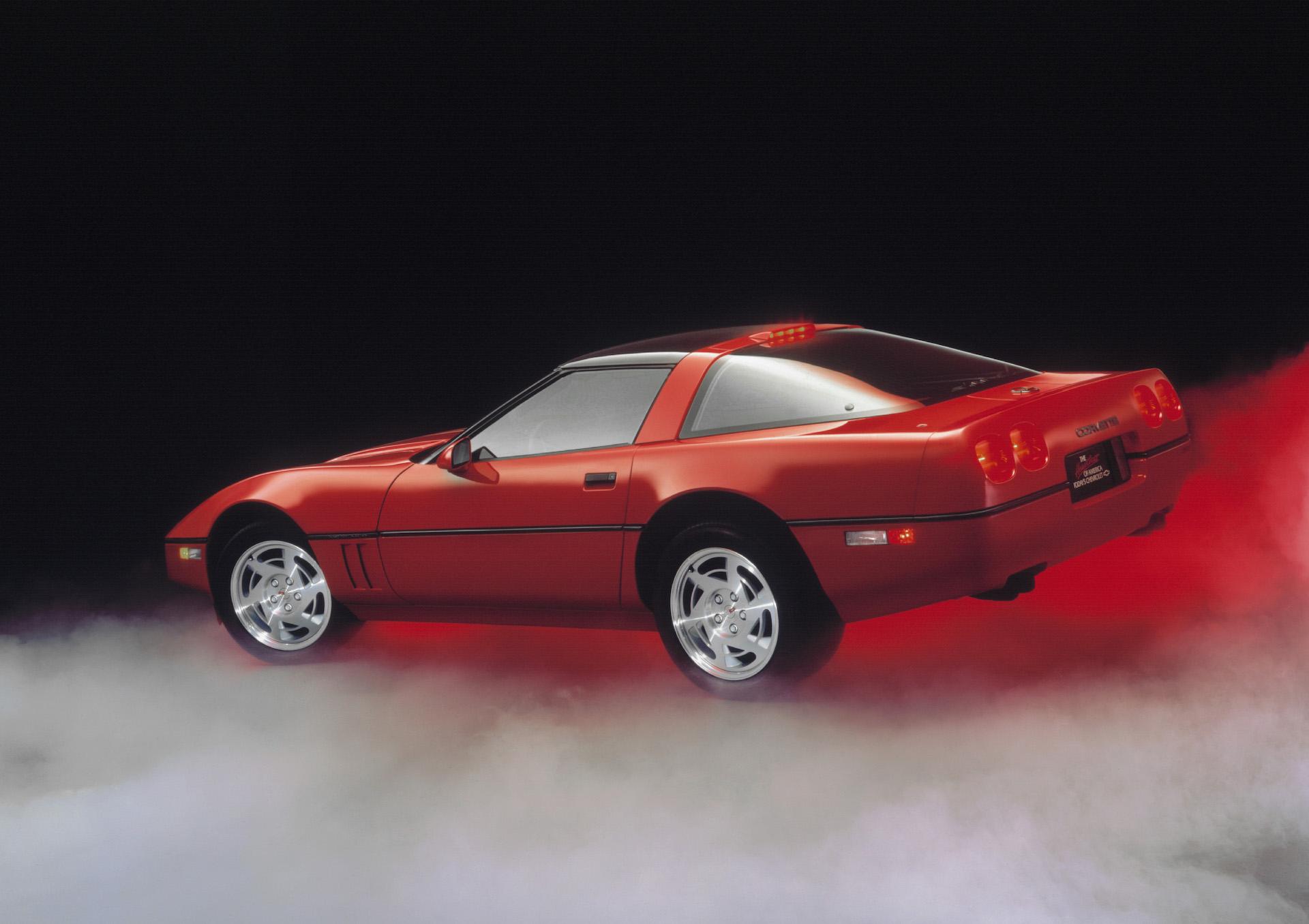2020 Porsche Cayenne coupe, 1990 Chevy Corvette ZR1, Rolex ...