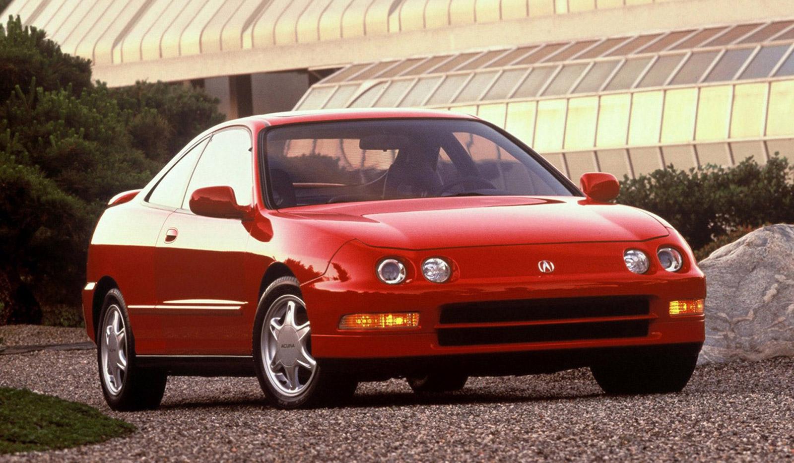 Acura Integra Only Luxury Model To Make Top Ten Most Stolen List
