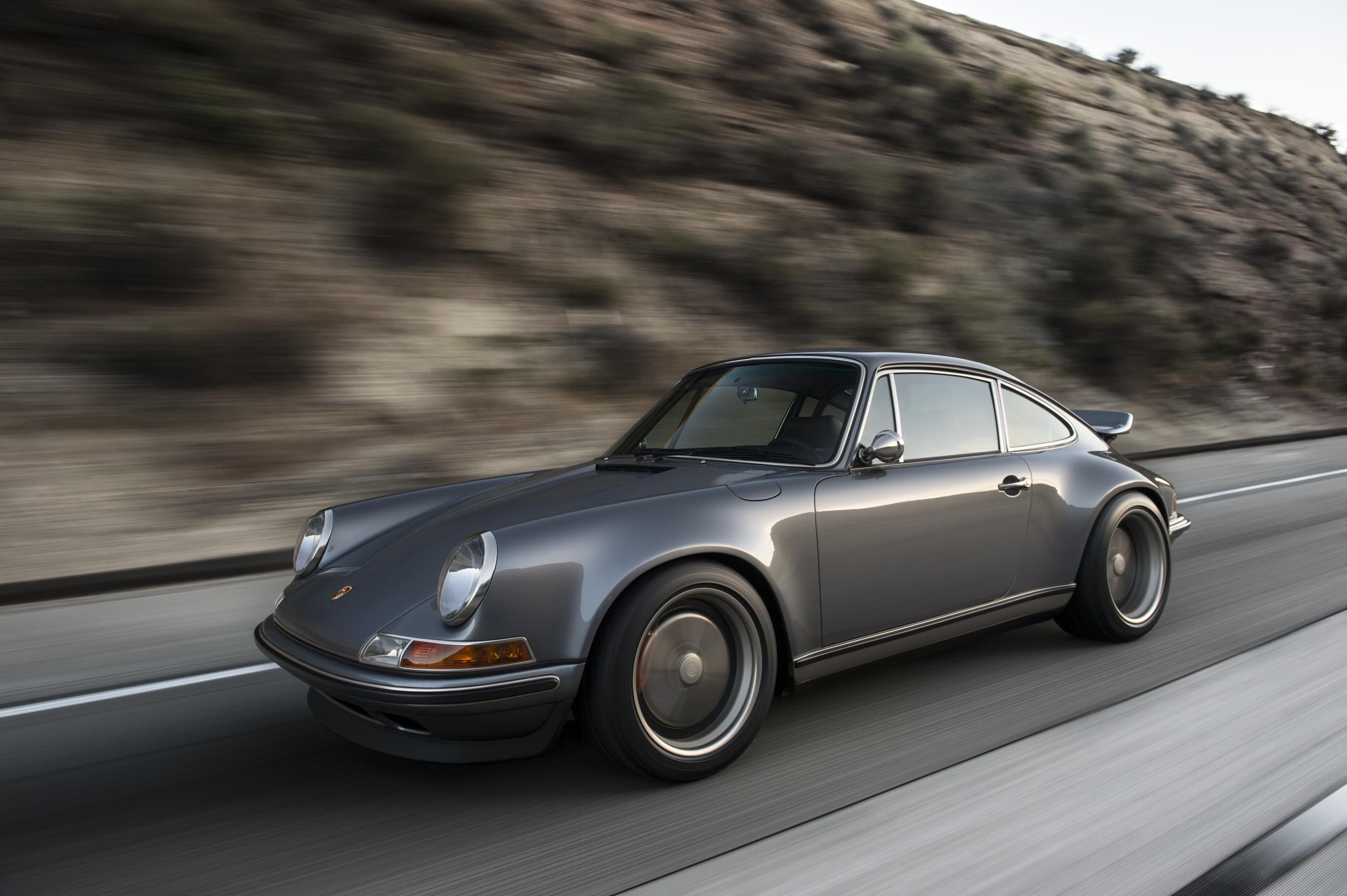 Singer trots out its latest reimagined Porsche 911s for Pebble